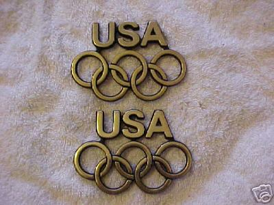 1984 buick olympic emblems