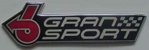 1986 buick gs emblem