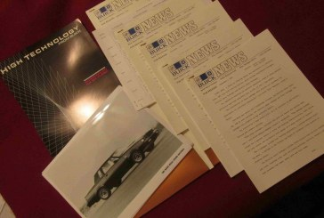 1987 Buick Press Kit