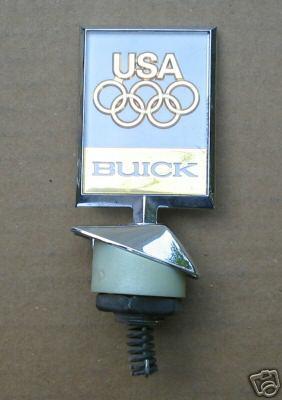 buick usa hood emblem