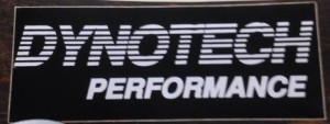 dynotech performance decal