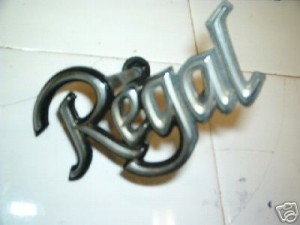 buick regal grill emblem