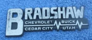bradshaw buick dealer emblem