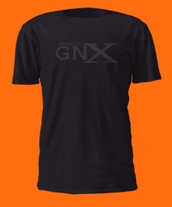 buick gnx shirt dark