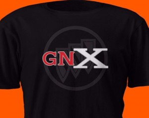 buick gnx trishield shirt