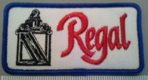 buick regal logo patch