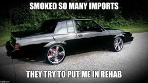 buick rehab
