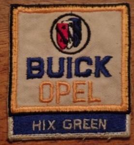 hix green buick opel dealership patch