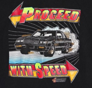 proceed with speed shirt 1