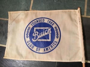 16x10 buick club of america flag