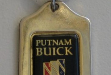 Buick Automobile Dealership Key Rings