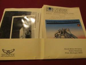 1984 Buick Press Kit 2