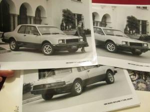 1984 Buick Press Kit 5