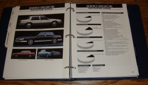 1990 Buick Selling Manual 3
