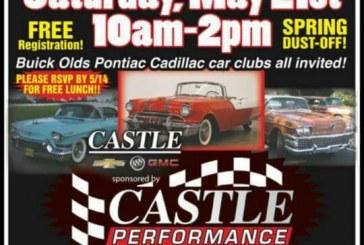IL: Buick Car Show 5/21/16