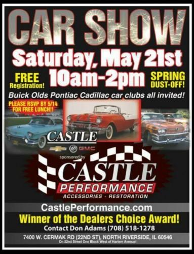 IL buick car show