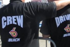 Buick Racing Themed Shirts
