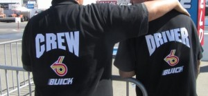 buick crew driver shirts