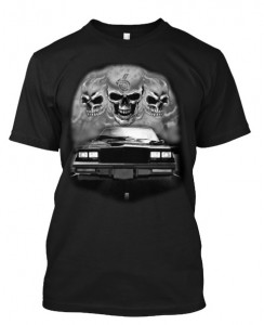 buick gn skulls t shirt