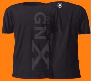 buick gnx vertical shirt