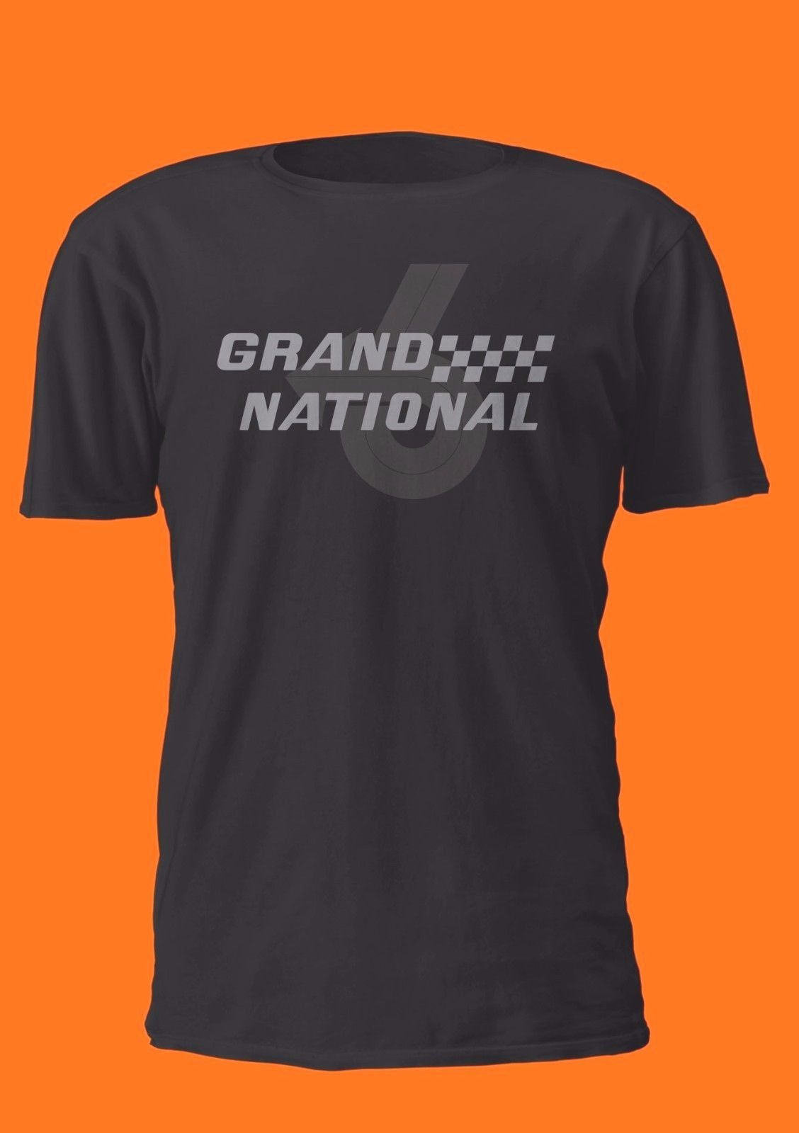 Buick Grand National 2016 >> Turbocharged Wearables! Black Buick Grand National Shirts