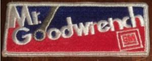 mr goodwrench gm patch