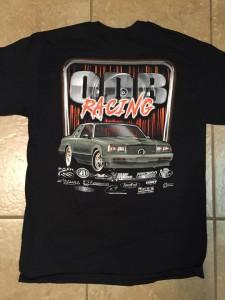 odb racing shirt