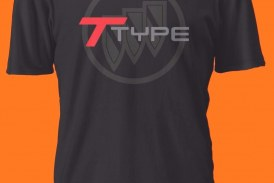 Buick Shirts for T-type & GNX Owners