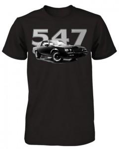 547 gnx buick shirt