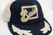 Vintage Buick Hats from Nascar Dealer Golf