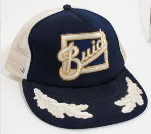 Vintage Buick Snapback Hat