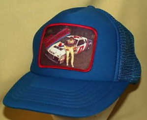 ron bouchard nascar buick regal hat