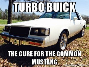 the cure for mustangs
