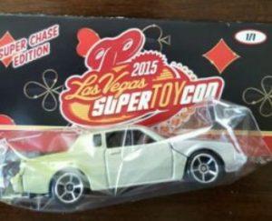 2015 Las Vegas Super Toy Con Buick GN 1