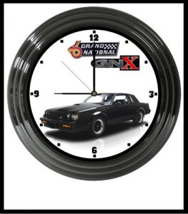 Buick Grand National GNX custom made Wall Clock