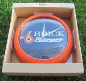 Buick Motorsports Custom Clock