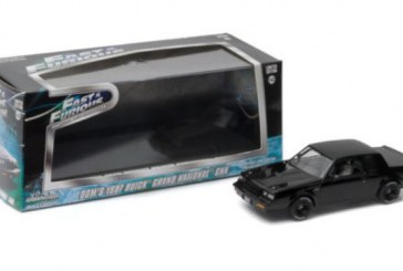 Greenlight Fast and Furious 1:43 Scale Buick Grand National GNX
