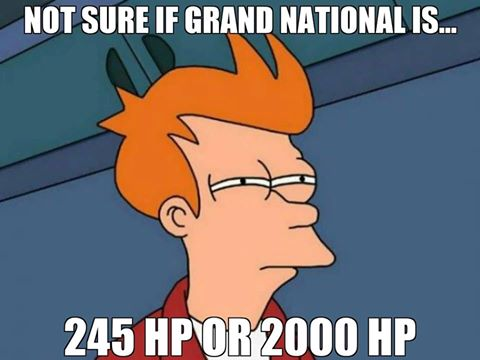 buick grand national horsepower