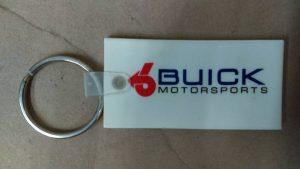 buick motorsports key ring