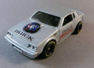 buick racing hotwheels diecast 2