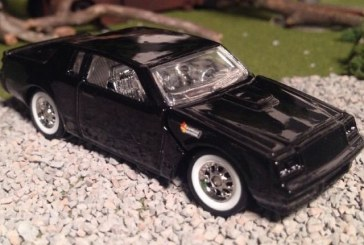 Custom Crafted Buick Grand National Diecast Cars