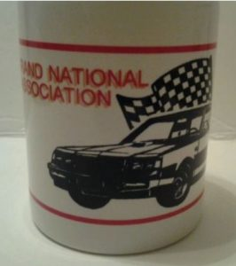 Buick Grand National Racing Association Coffee Mug 2