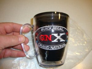 Buick Regal Grand National GNX 16 Oz Tervis Mug