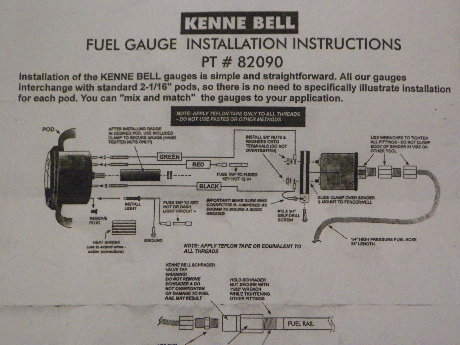Kenne Bell Buick Parts: Old Skool Tech!