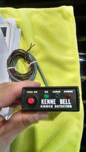 oldskool kenne bell knock detector