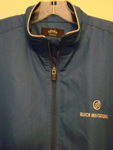 buick invitational golf jacket