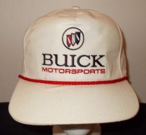 vintage buick motorsports cap