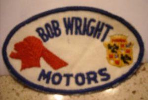 bob wright motors buick patch
