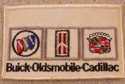 Corporate & Car Dealer Patches