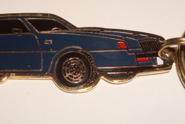 Cool Buick Grand National Key Chains
